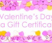 birmingham spa gift certificate