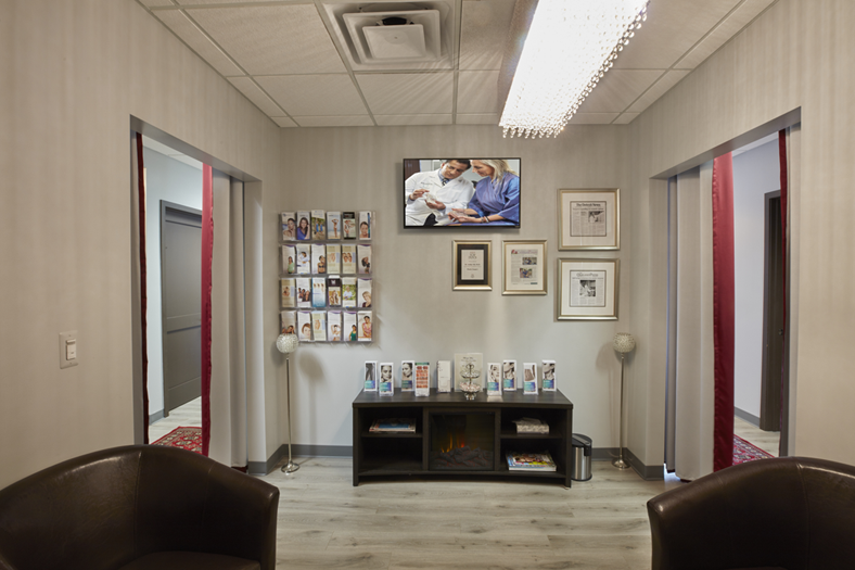 AMAE MedSpa Waiting Area - Birmingham, MI