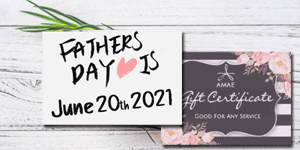 fathers day gift certificates